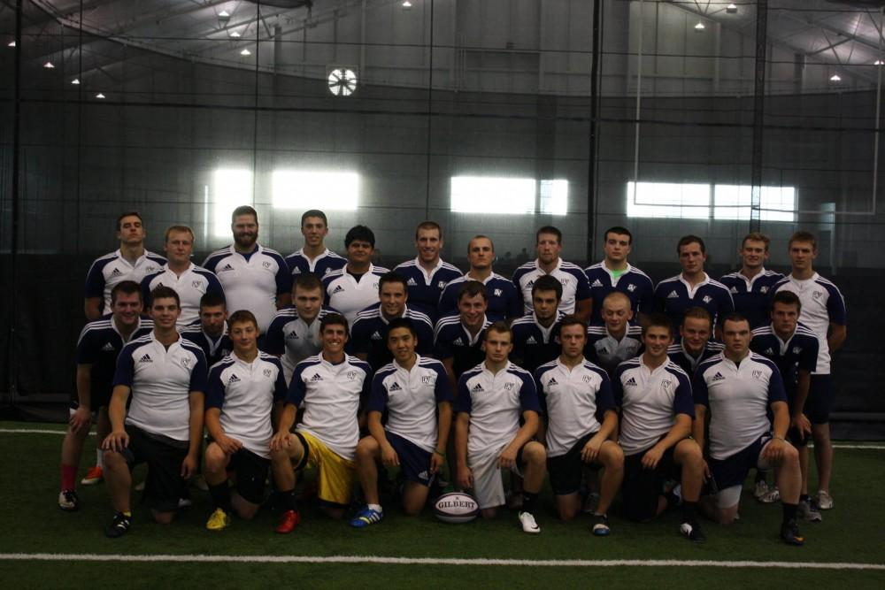 GVSU rugby club wins Great Lakes title