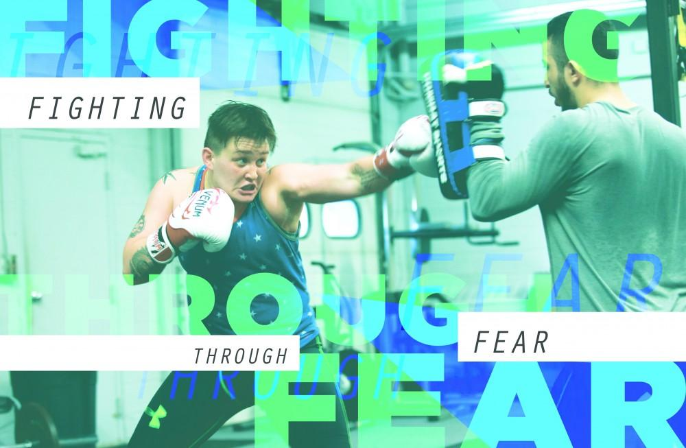 Fighting through fear – Grand Valley Lanthorn