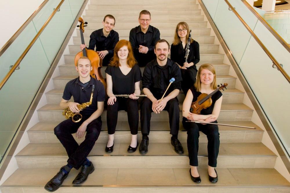 GVL / Courtesy - Amanda PittsNew Music Ensemble