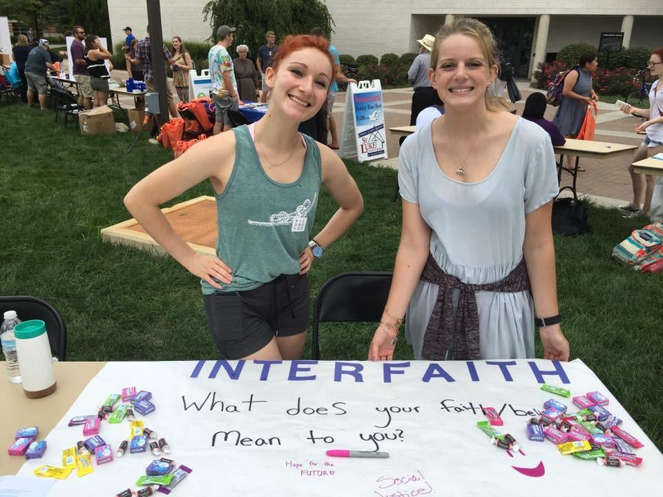 Interfaith open house provides inclusive space