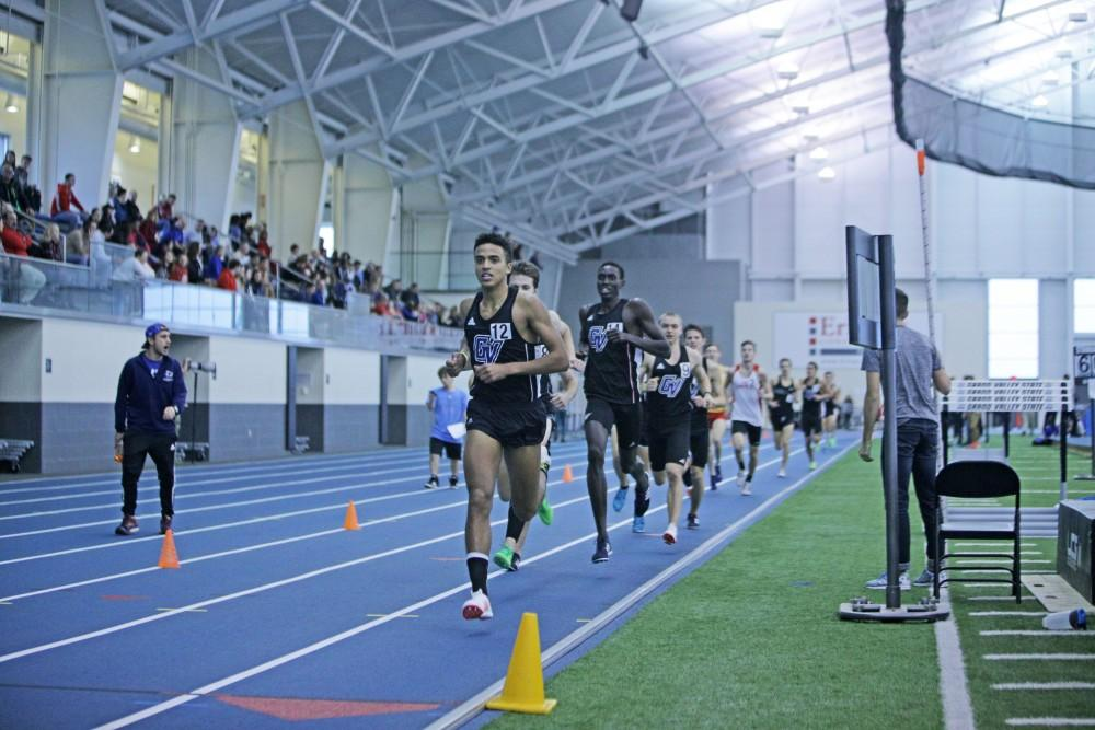 GVSU track and field fueled for 2017 outdoor season – Grand