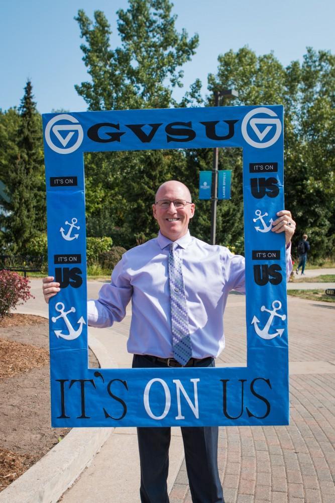 GVL / Spencer Scarber Grand Valley State University's