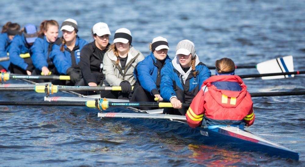 Rowing club claims its stake in Boston
