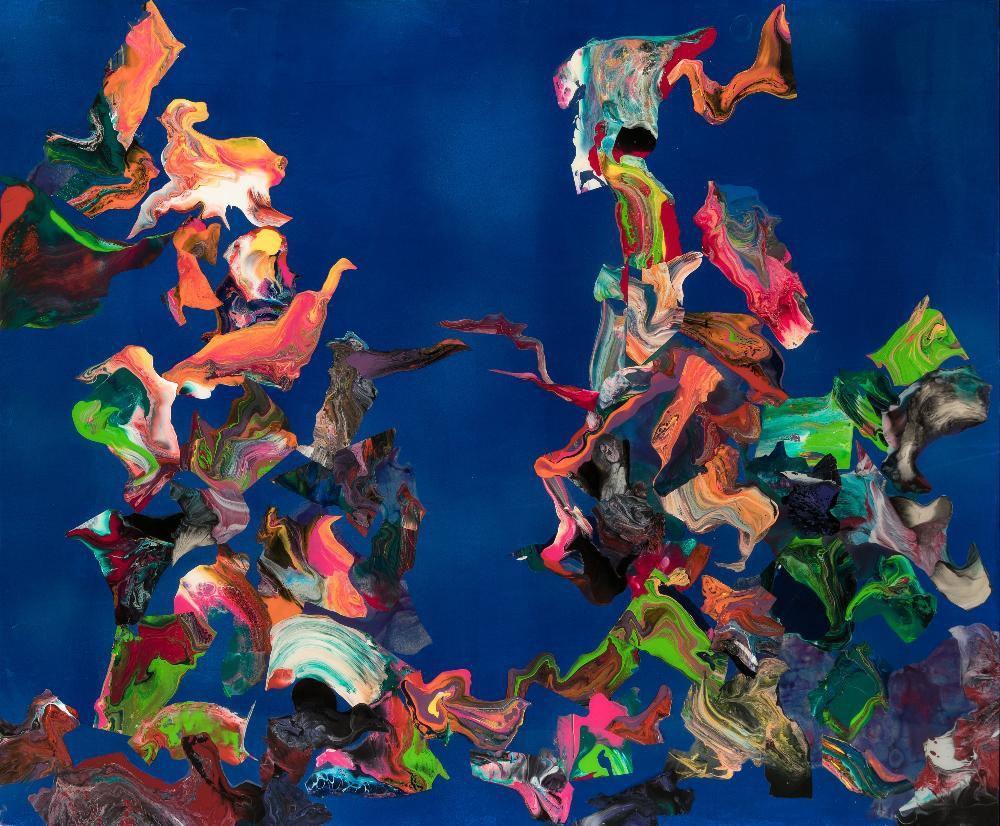 GVL / Courtesy - gvsu.eduEbb and Flow: Explorations in Paintings by Herbert Murrie
