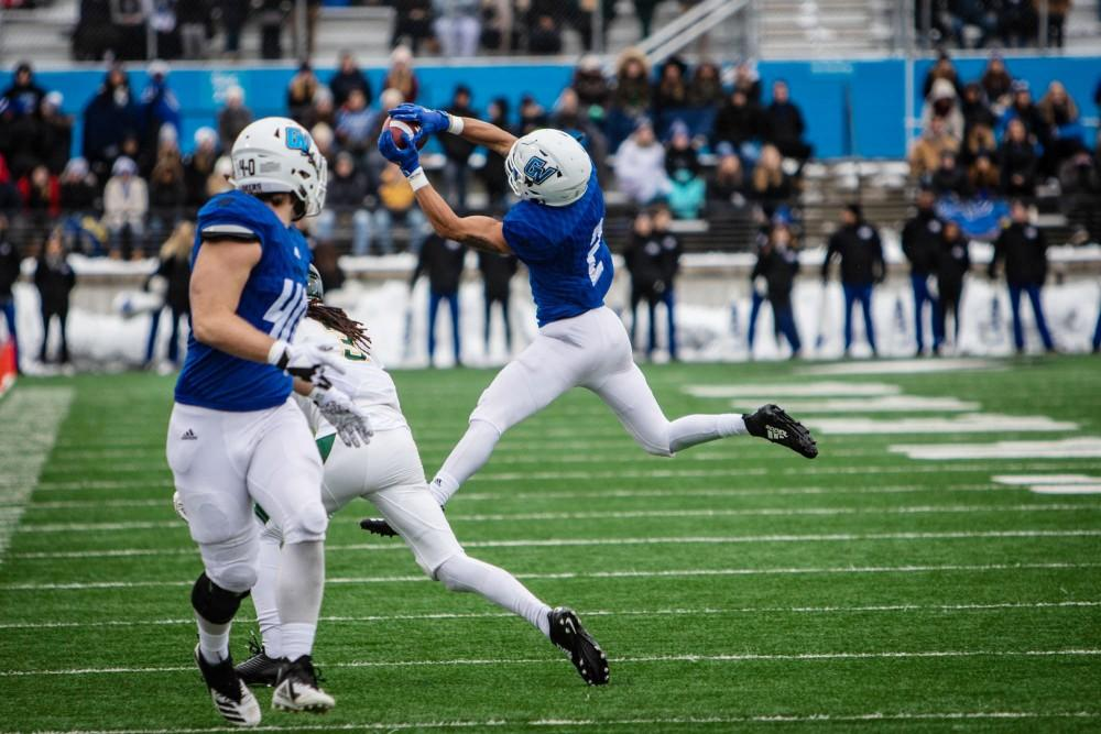 Do or die: GVSU football prepares for Northwest Mo. State in playoff bout