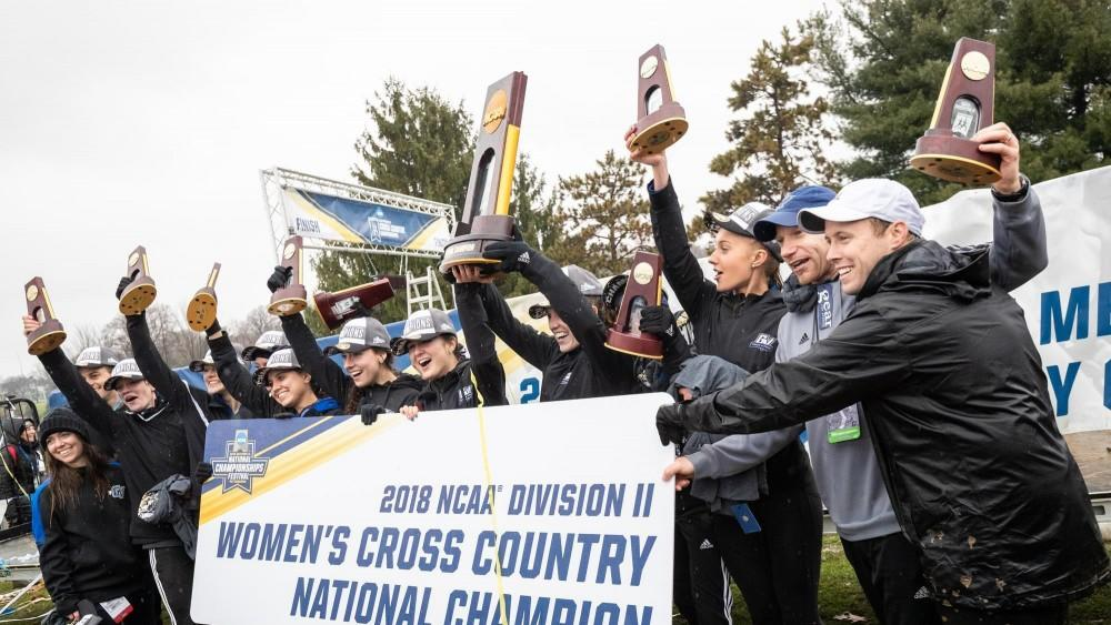 GVSU Cross Country turns in solid performance as they approach postseason