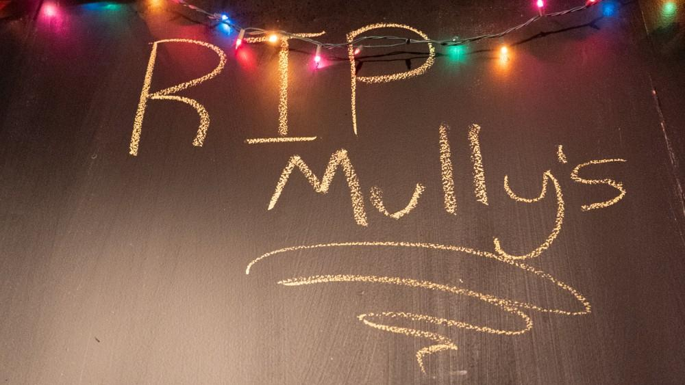 <p>Mully's Bar Crawl. The Tin Can. 1/12/19. Going away celebration for Mully's. GVL / Benjamin Hunt.</p>