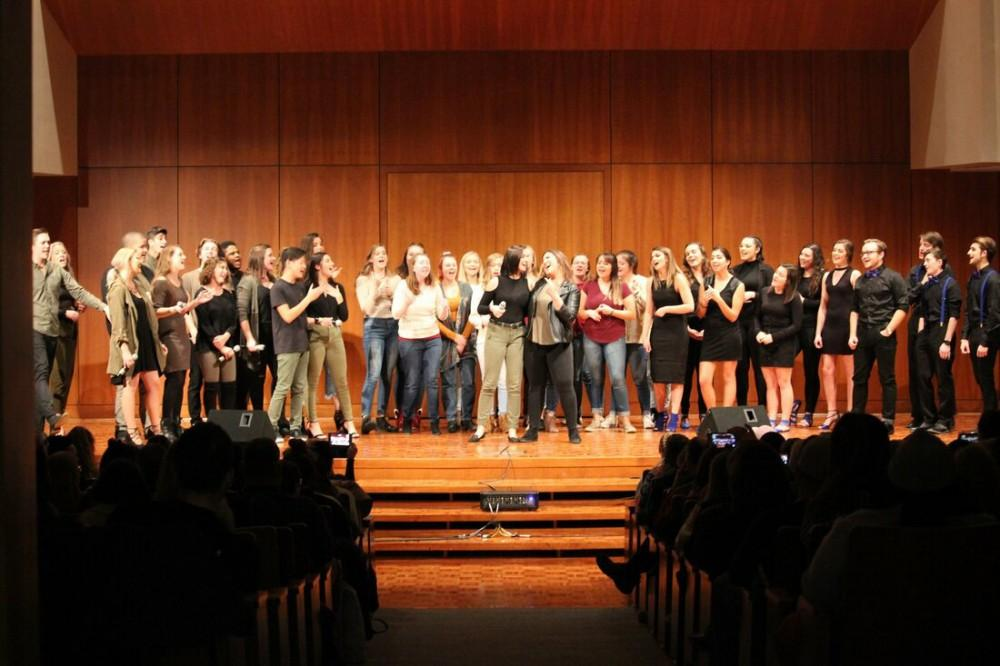 Greek Life lets their voices be heard at second annual Greek Speak