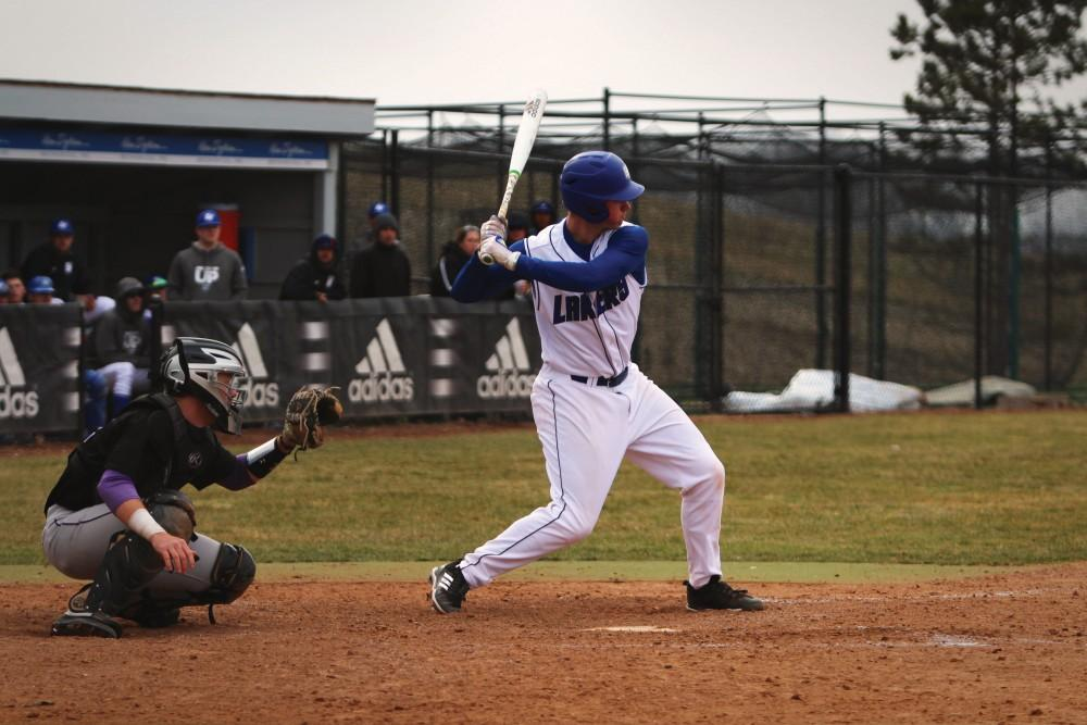 GVSU baseball still mired in slump after three more losses to Davenport