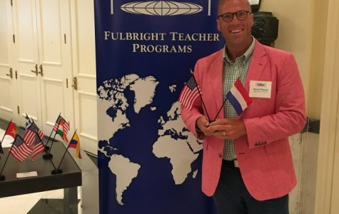 GV alumnus travels to Netherlands to promote anti-bullying