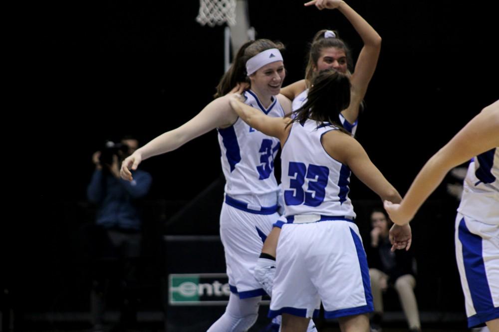 Womens basketball 2-9-19. Dan Pacheco/GVL
