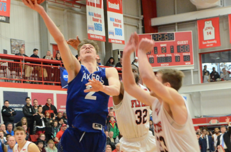 GVSU basketball falls in first round of NCAA tournament to Lewis