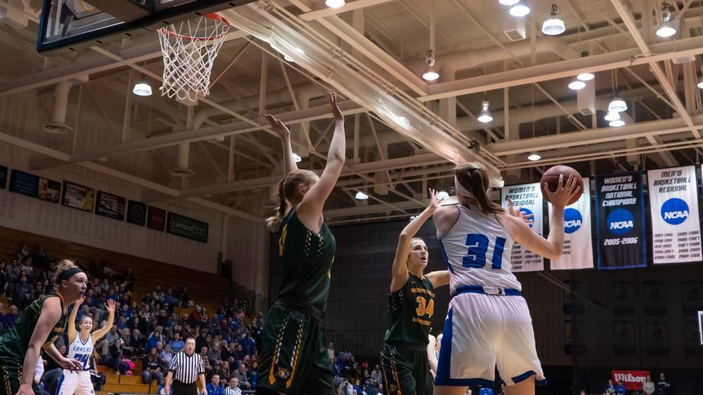 So close: GVSU women's basketball falls just shy of ending historic Ashland win streak in overtime