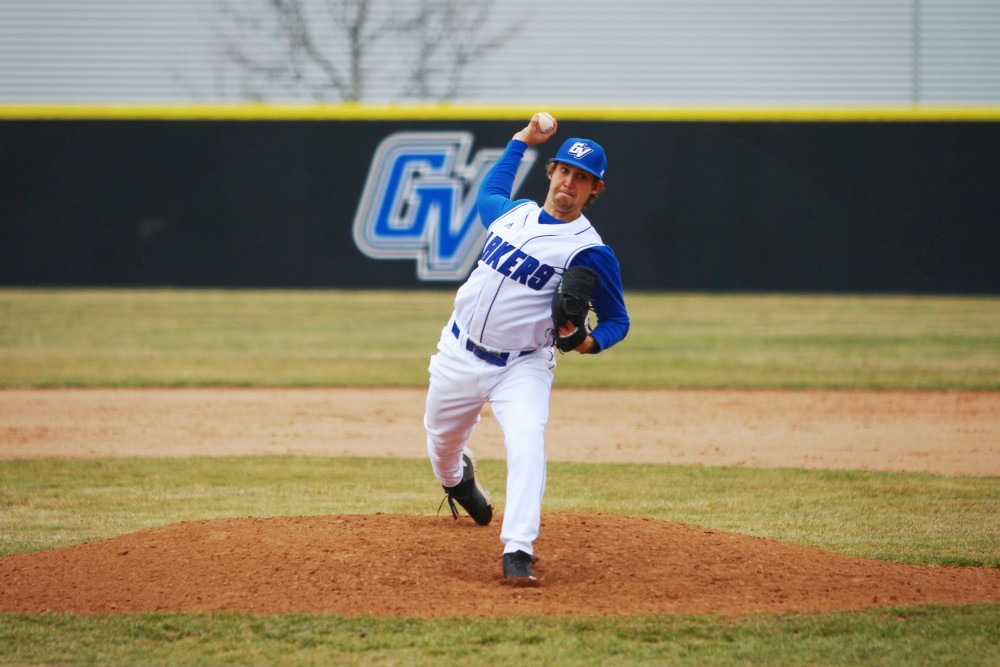 GVSU baseball beats Ashland in two games for first sweep in over a month