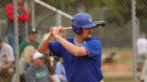 GVSU baseball splits home-opener doubleheader against Tiffin