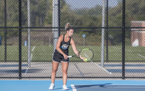 GVSU tennis captures eight total wins in annual spring trips