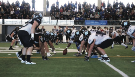 GVSU football holds annual Spring Classic