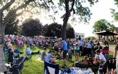 East Grand Rapids Concerts in the Park