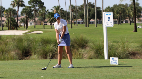 GVSU women's golf team begins season with solid performance in Indy