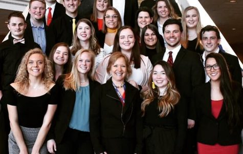 GV NSAC brings home three-state victory, places 15th nationally