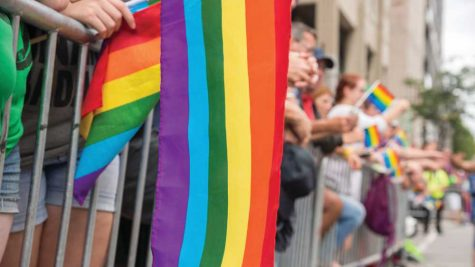 Douglas holds first LGBTQ pride event