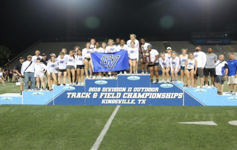 GVSU track and field tops off best season in program history at Outdoor National Championship