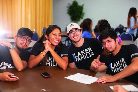 GV hosts Hispanic conference, makes history