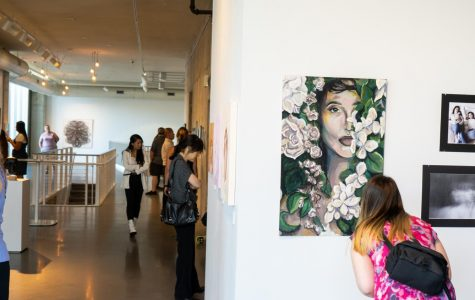 GV students featured at MEGA art exhibit