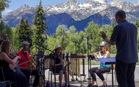 GV musicians play national parks