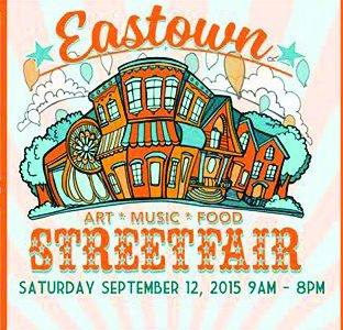 Keeping it weird: the 46th Annual Eastown Street Fair