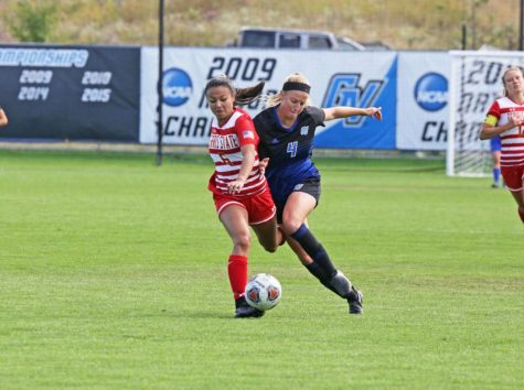 Preview: GVSU women's soccer prepares to compete in Final Four