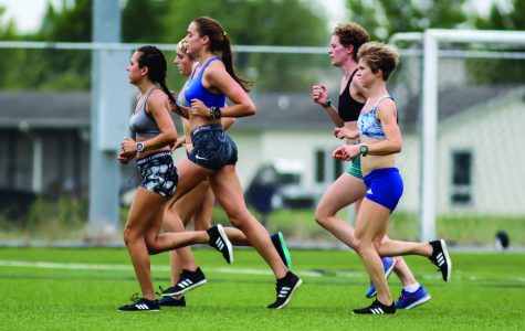 GVSU Cross Country team finishes second at Spartan Invite