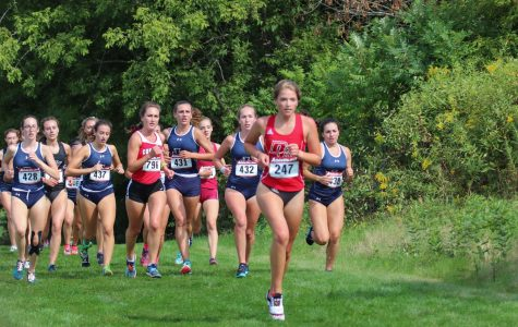GVSU Cross Country season opens at Calvin Knight Invite