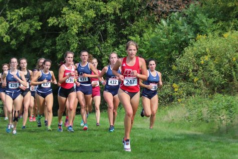GVSU Cross Country teams dominate GLIAC play, prepare for regional championship