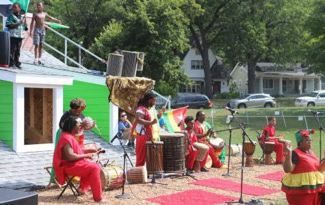 Community brought together through the African American Arts and Music Festival