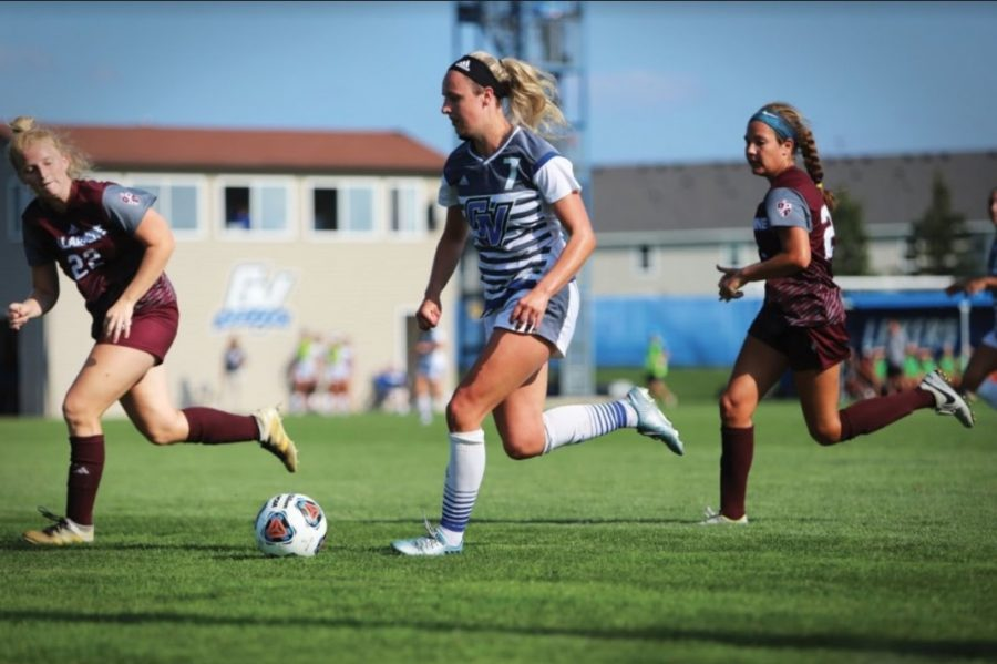 No. 4 GV Soccer downs No. 13 Columbus State, wins 1-0