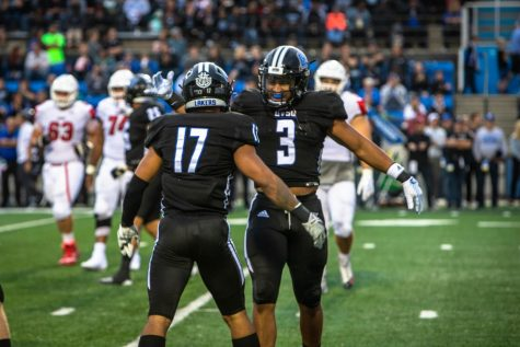 GV Football focuses on fundamentals, eyes on competition next semester