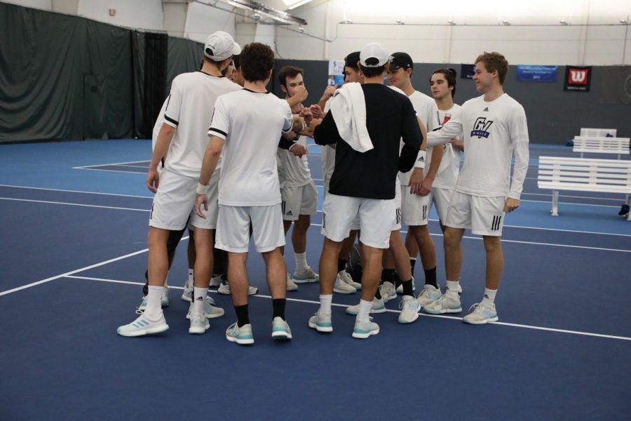 GVSU Men's Tennis has success as it opens short Fall Season in Wisconsin