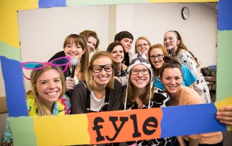Earn first-year leadership experience with the Office of Student Life