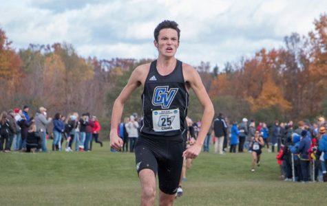 GVSU Men's Cross Country all-star: Tanner Chada