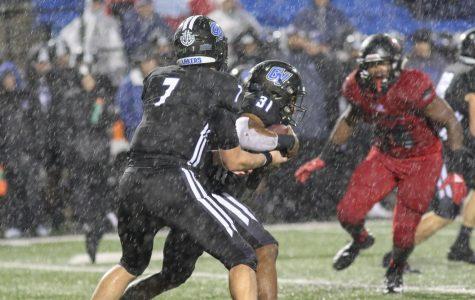 GVSU Football falls to Ferris State in Anchor Bone Classic