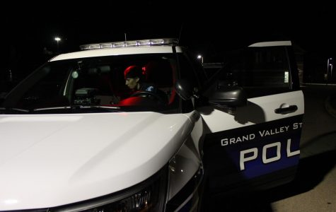 From the inside looking out: A ride-along with GVPD
