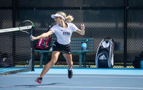 GVSU Women's Tennis enjoys successful weekend at GLIAC Championships