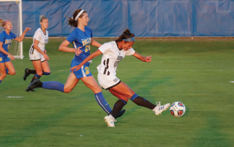 Carranza explodes to lead GVSU Soccer to lopsided win