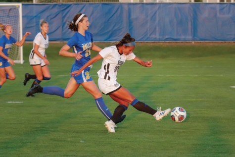Toughness up Front: GVSU's Top Scorer Ava Cook Talks Rise, GVSU Soccer