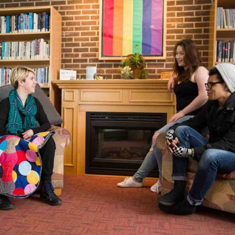 """Queer the Air"" with the LGBT Resource Center"