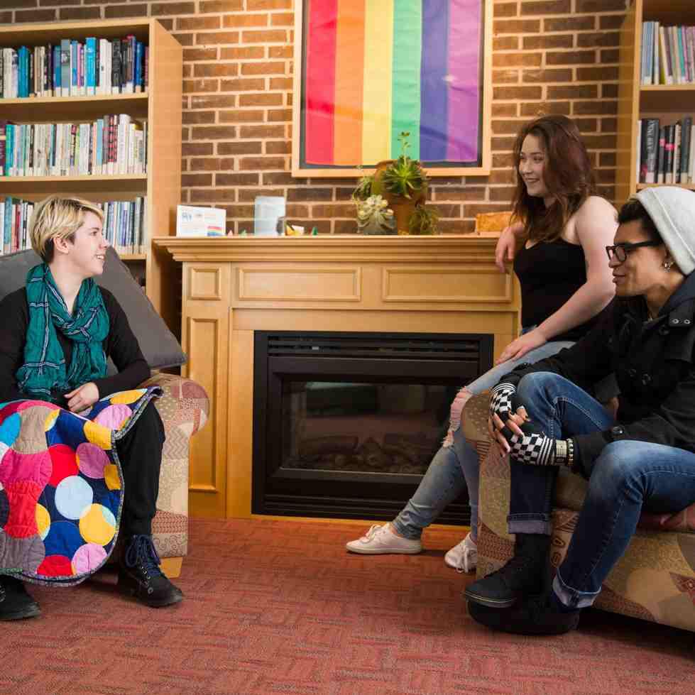 COURTESY \ Milton E. Ford LGBT Resource Center