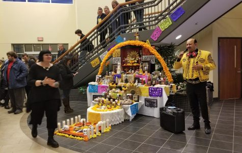 GV celebrates Day of the Dead