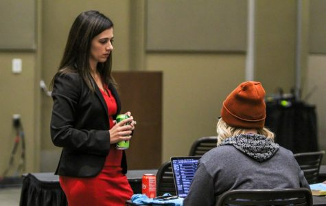 GV alumna, journalists return for FOIA Fest