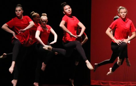 GV Dance Troupe does Pirouettes for the Planet
